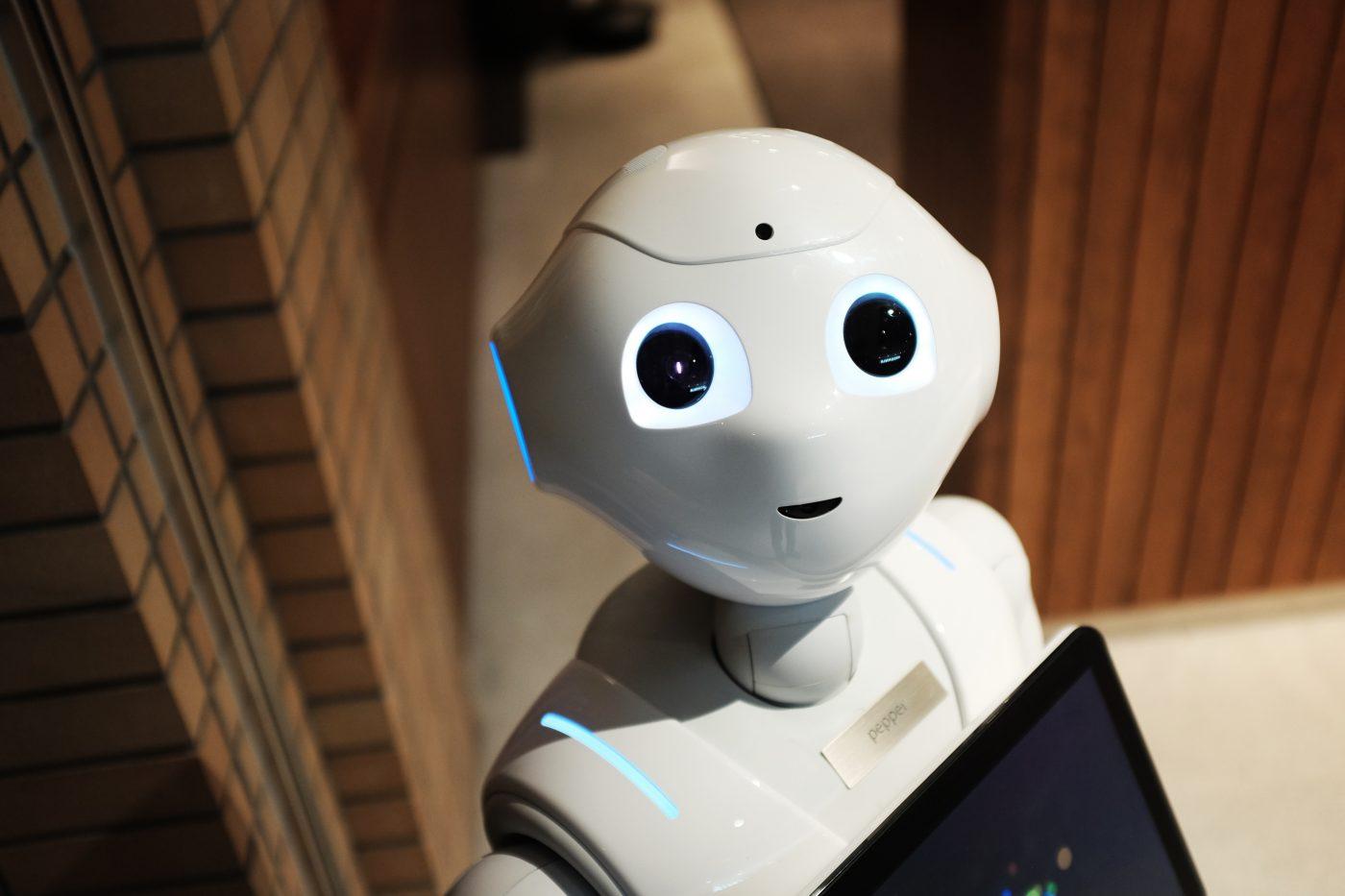 cabeza de robot