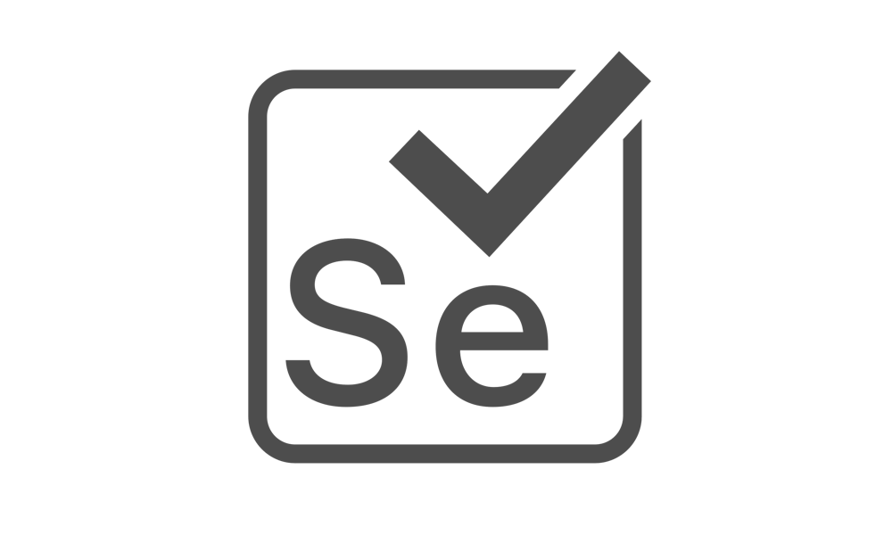 logotipo selenium