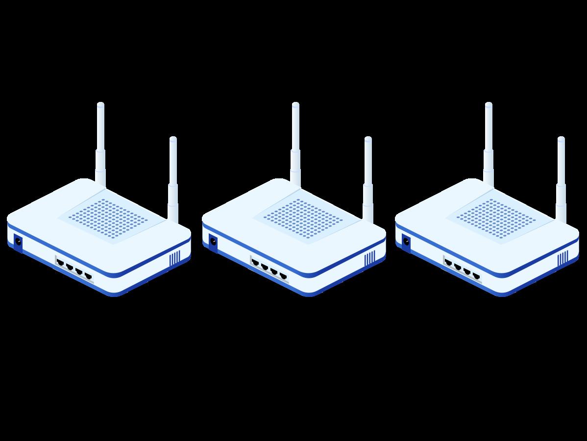 Sistema Distribuido de monitorización inalámbrica
