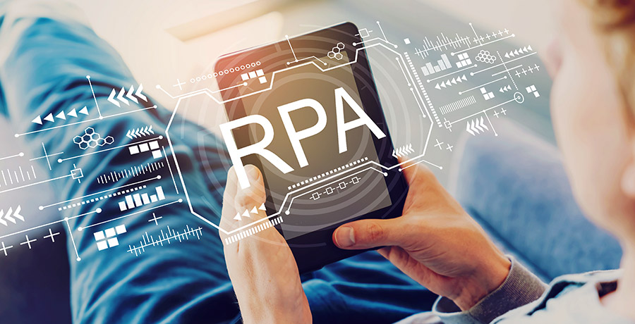 Aplicación de la RPA para RRHH