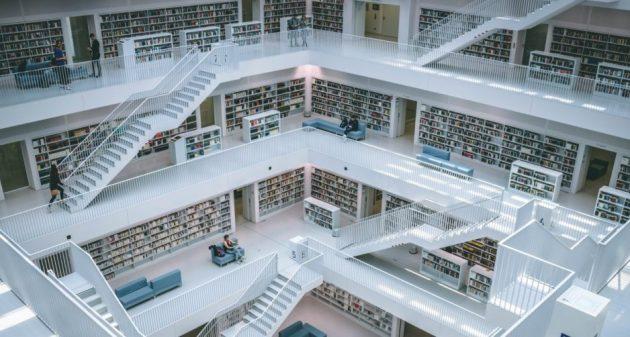 Biblioteca. Gestión documental