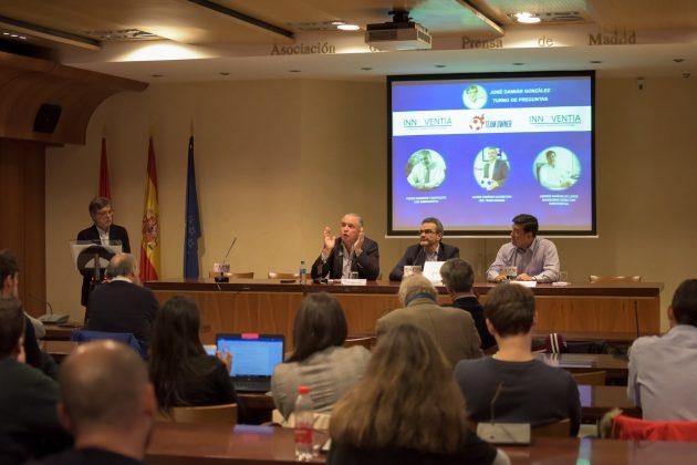 Conferencia tecnología