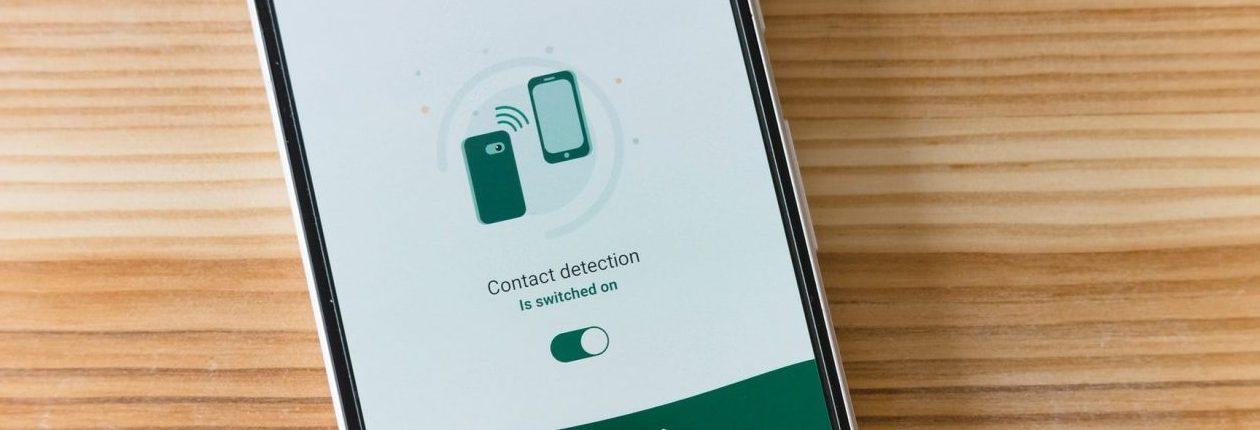 móvil utilizando la identidad digital descentralizada