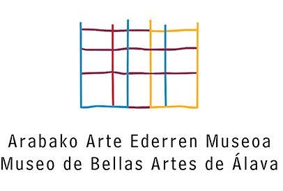 Logotipo Museo de bellas artes de Álava