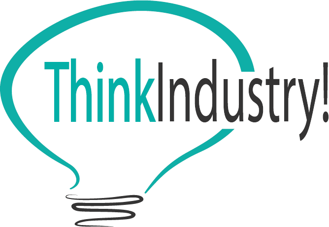 Logotipo thinkindustry!
