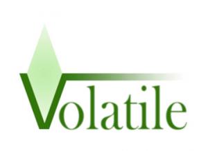 Logotipo de Volatile
