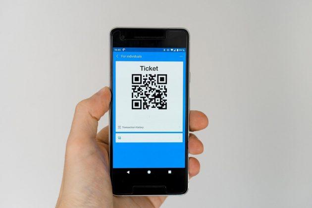 Aplicación móvil de emisión de entradas con tecnología blockchain.