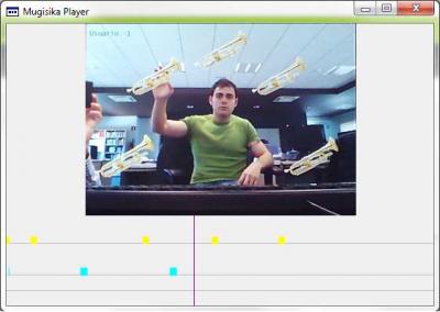 MUGISIKA Sistema interactivo de musicoterapia