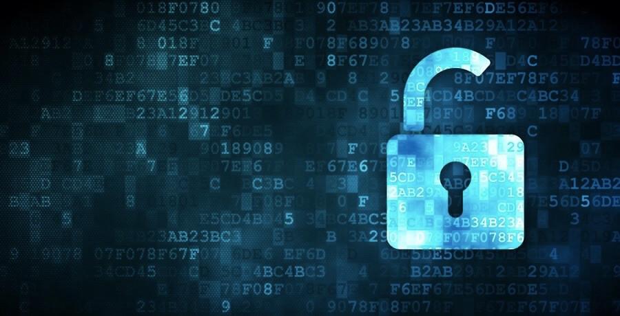 icono de candado, privacidad y seguridad