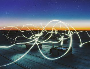 Imagen de portada de la entrada tendencias en tecnología para 2021.