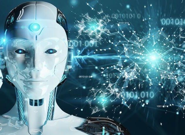 Inteligencia artificial y robótica. Imagen de portada