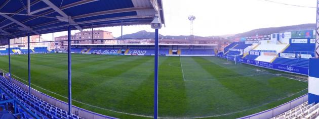 """Estadio Alcoyano. Entrada """"Teknei desarrollará la app del Club Deportivo Alcoyano"""""""