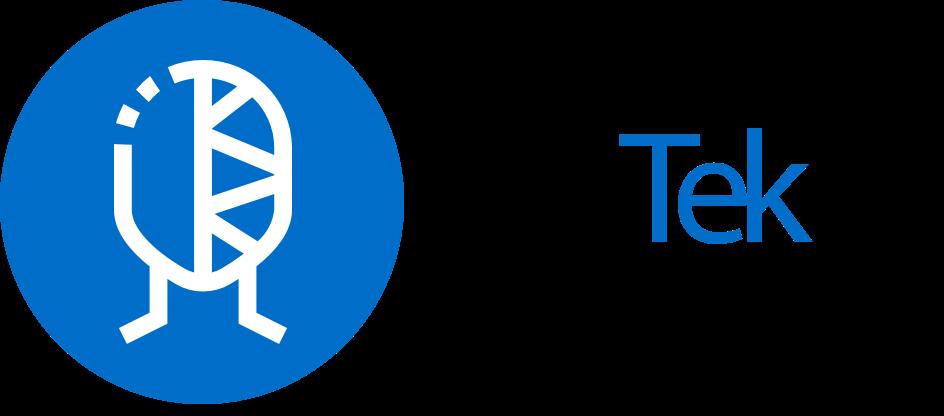 Logotipo de Bio Tek-In. Herramienta con tecnología blockchain