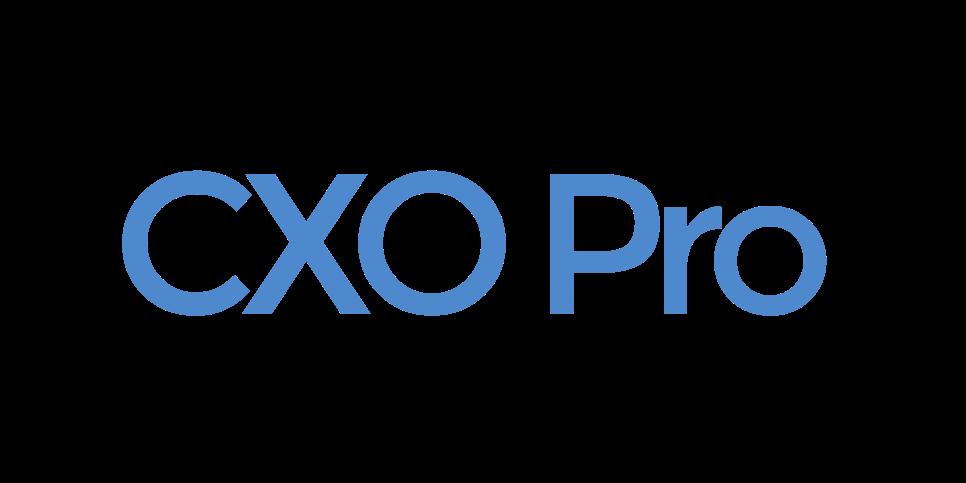 logo CXO pro